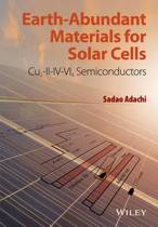 Earth-Abundant Materials for Solar Cells