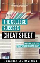 The College Success Cheat Sheet