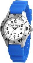 Coolwatch Scuba Kids CW.110 - Horloge - Kunststof - 32 mm - Blauw