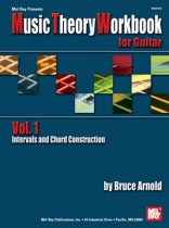 Music Theory Workbook for Guitar Volume 1