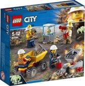 LEGO City Mijnbouwteam - 60184