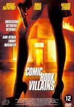 Comic Book Villains (dvd)