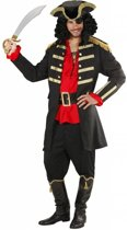 Piratenkapitein kostuum voor volwassenen - Verkleedkleding - Large