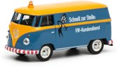 """Volkswagen T1 box Van """"VW-Kundendienst""""  1-64 Schuco"""