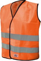 L2s Veiligheidshesje Visiokid Junior Oranje Maat Xxs