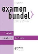 Boek cover Examenbundel vmbo-gt/mavo Geschiedenis 2019/2020 van E.G. Arnold (Paperback)