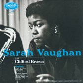 Sarah Vaughan (With Clifford Brown)(Emarcy)