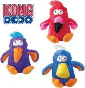 Flamingo speelgoed Kong Dodo Vogels M gemengde kleuren