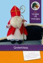 DIY wolvilt pakket: Sinterklaas