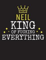 NEIL - King Of Fucking Everything
