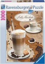 Ravensburger Latte Macchiato - Puzzel - 1000 stukjes