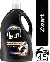 Fleuril Zwart Wasmiddel - Vloeibaar- 46 wasbeurten