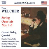 Welcher: String Quartets 1-3