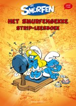 De Smurfen - Het smurfengekke strip-leesboek