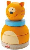 Sevi Stapel Kat Oranje