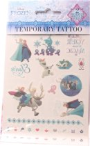 Slammer Tattoos Frozen 1 Vel