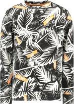 Garcia Jongens Trui - broken white - Maat 128/134