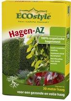 ECOstyle Hagen-AZ - 2 kg - organische hagenmest voor 30 meter haag