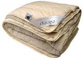 iSleep Wol 4-Seizoenen Dekbed - 100% Wol - Litsjumeaux XL - 270x220 cm
