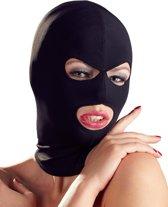 Head Mask Eyes & Mouth BK