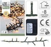 Decorative Lighting Micro Cluster 8 m - 400 LED's - warm wit