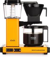 Moccamaster KBG741AO - Koffiezetapparaat - Yellow Pepper