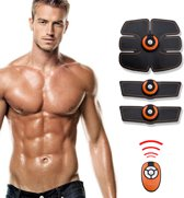 EMS Spierentrainer, wireless GYM abdominal