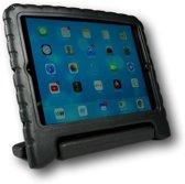 Kidsproof hoes zwart geschikt voor de Apple iPad Mini 2 / Mini 3 / Mini 4 zwart hoesje