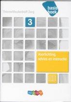 ThiemeMeulenhoff Zorg - Voorlichting, advies en instructie niveau 3 Basisboek