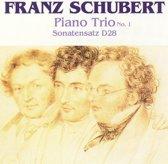 Franz Schubert: Piano Trio No. 1 in B flat major; Sonetensatz