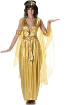Goudkleurig Cleopatra kostuum voor vrouwen  - Verkleedkleding - Large