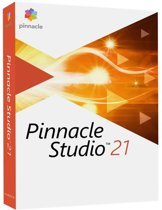 Pinnacle Studio 21 - Nederlands / Engels / Frans - Windows