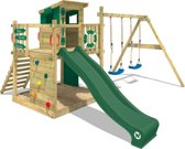 WICKEY Smart Camp Groen - Kinder Speeltoestel
