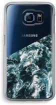 Samsung Galaxy S6 Transparant Hoesje (Soft) - Zee golf