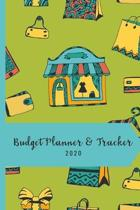 Budget Planner & Tracker: Budget planner with category and spending tracker, expenses records, goal setting management. Monthly overviews with w