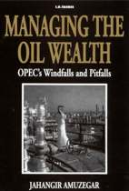 Managing the Oil Wealth