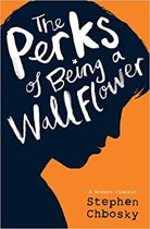 Omslag van 'The Perks of Being a Wallflower YA edition'
