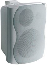 DAP Audio DAP PRA-82 actieve luidsprekerset 50 Watt wit Home entertainment - Accessoires