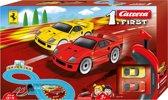 Carrera First Ferrari 2.4 meter - Racebaan