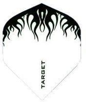 Target Pro 100 Flame White