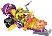 Mega Bloks Turtles Jet Cruiser Mikey Jongens 34-delig