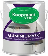 Koopmans Aluminiumverf 0,75 ltr.