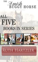 The Amish Buggy Horse: Compilation: all five books in series