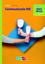 Traject Welzijn - Communicatie MZ Basisboek theorie niveau 3 en 4