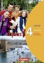 À plus! Ausgabe 2004. Band 4 (cycle long). Carnet d'activités