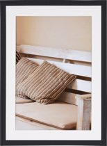 Fotolijst - Henzo - Driftwood - Fotomaat 50x70 - Donkergrijs