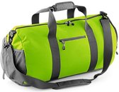 Bagbase Athleisure kit bag, Kleur Lime Green
