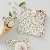 Servetten Floral 16 stuks