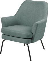 Lisomme fauteuil Jez - Groen