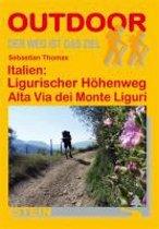 Italien: Ligurischer Höhenweg / Alta Via dei Monti Liguri. OutdoorHandbuch